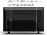 NUNAMAX 3mm 46'' (117EKRAN) TELEVİZYON EKRAN KORUYUCU/EKRAN KORUMA PANELİ
