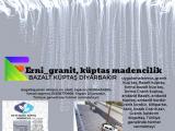 Ergani Bazalt küptaş,halil